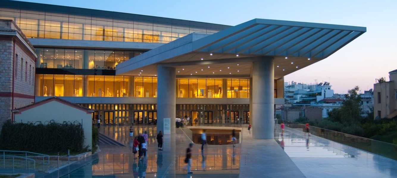 Athens Attractions - Acropolis museum