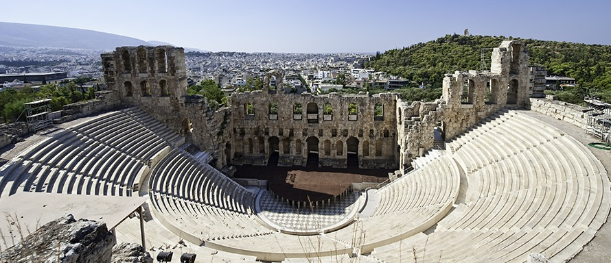 Athens Guide and Things to do in Athens - Herodion Theatre