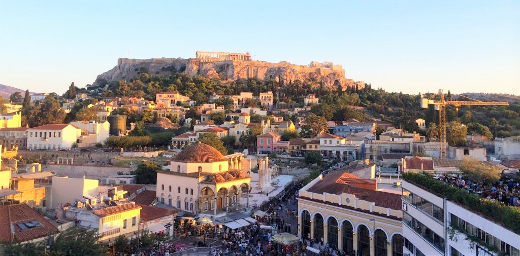 Athens travel guide and Athens city attractions - Acropolis of Athens